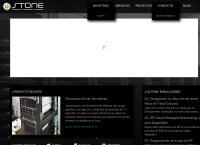 Sitio web de Sistemas Stone