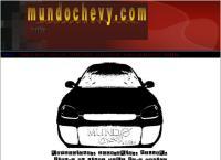 Sitio web de Mundo Chevy
