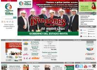 Sitio web de Poder Judicial Del Estado De Aguascalientes