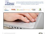 Sitio web de Atención Corporativa S.a de C.v