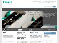 Sitio web de Buhler,s.a.de C.v
