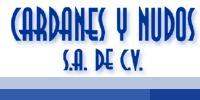 Cardanes y Nudos, S.a. de C.v