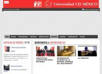 Sitio web de Cei Centro de Estudios Intensivos
