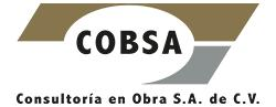Consultoría en Obra, S.A. de C.V. COBSA