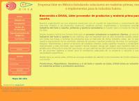 Sitio web de Distribuidora de Industrias Varias, S.a. de C.v
