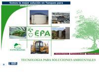 Sitio web de Ecología y Protección Ambiental, S.a. de C.v