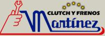 Clutch y Frenos Martínez