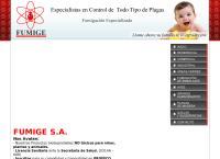 Sitio web de Fumige S.a