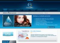Sitio web de Hidraquim, S.a. de C.v