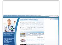 Sitio web de Hospital Santa Maria Chapalita,s.a