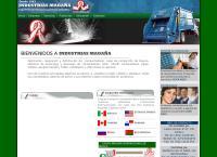 Sitio web de Industrias Magaña, S.a. de C.v