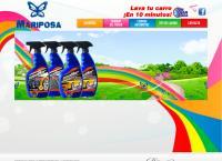 Sitio web de Fábrica de Jabón La Reinera, S.a