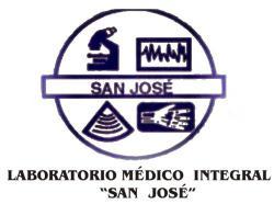 """Laboratorio Médico Integral """"SAN JOSÉ"""""""