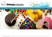 Sitio web de Moliendas y Alimentos, S.a. de C.v