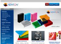 Sitio web de Domos Newton SA de Cv