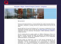 Sitio web de Químicos y Derivados, S.a. de C.v. Quidesa