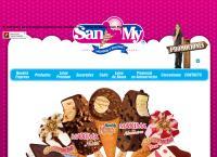 Sitio web de San My Helados y Paletas
