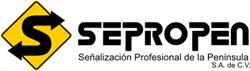 Señalización Profesional de la Península, S.A. de C.V. SEPROPEN