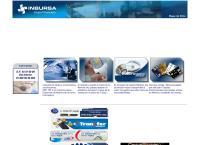 Sitio web de Inbursa- Sucursal Parque Tezontle