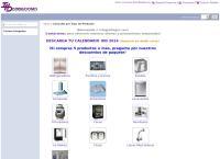 Sitio web de Integra Cocinas