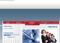 Sitio web de Dv Consulting
