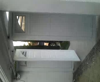 Porton de garaje plegadiso 4 hojas con motor digit