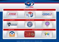 Sitio web de Jomar Refaccionarias