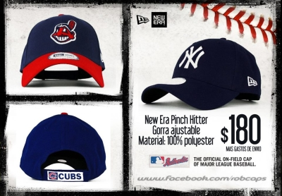 d8400dafaa016 New era MLB Pinch Hitter