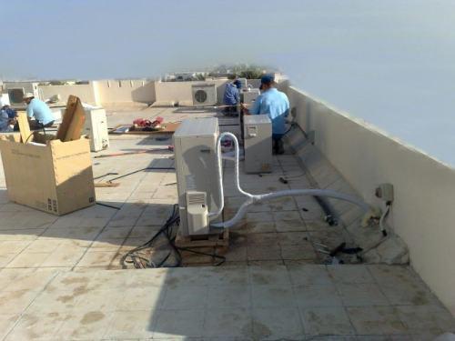 Refrigeracion miaacer guadalajara 3312317 for Instalacion aire acondicionado sevilla