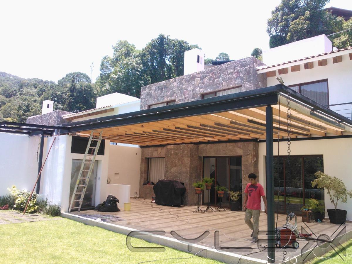 Mrc mantenimiento y seguridad residencial y comercial for Techos de metal para terrazas