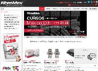 Sitio web de Fibremex S.A de C.V.