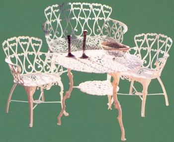 Candiles y decoracion m rida calle 59 no 530 x 66 y 64 9999286 for Juego de jardin fundicion aluminio