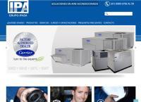 Sitio web de Ipasa