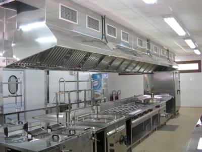 Servicio tecnico en cocinas industriales stci apodaca for Mision de un comedor industrial