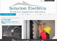 Sitio web de Solucion Electrica