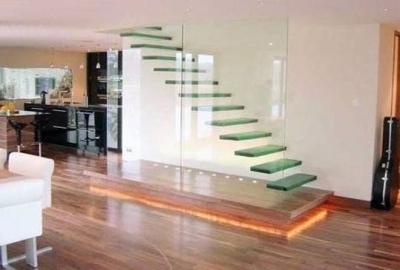 Construcciones y acabados la paloma s a de c v capsa - Cerramientos de escaleras ...