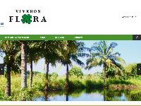 Sitio web de Viveros Flora