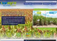 Sitio web de Nuvagro