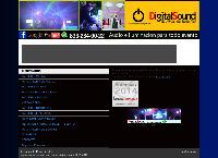 Sitio web de Sonidos en Tampico Digital Sound