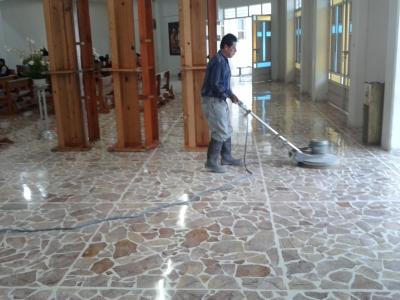 Pulido de pisos limpieza mar guadalajara azalea 543 33 for Pulido de pisos de marmol