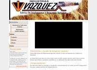 Sitio web de Industrias Vazquez S.a. de C.v.