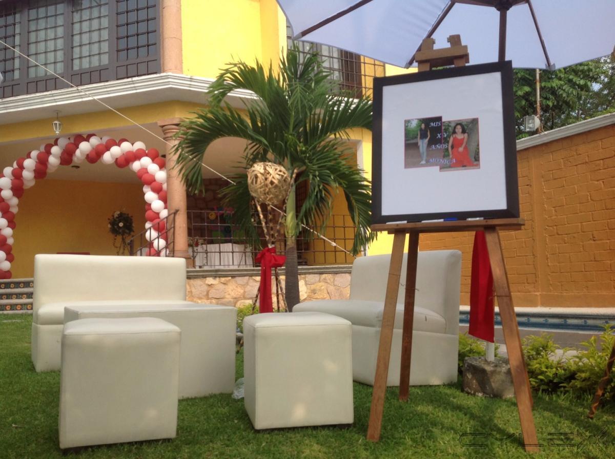 Jardin Para Fiestas Terraza Ivanely Cuernavaca Hule 3