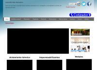 Sitio web de Insul-Therm SA de Cv