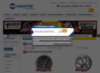 Sitio web de Llantas & Rines Avante