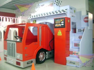 Arrimon de fantasia a modelo en camion - 3 part 3