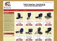 Sitio web de Tsolda