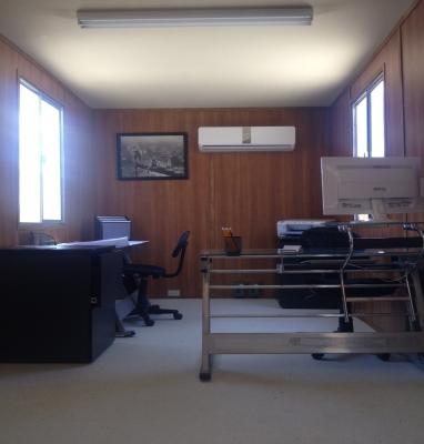 Remolques y oficinas mexicanas s de rl de cv saltillo for Oficinas moviles