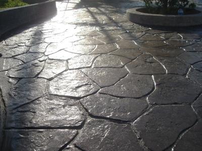 Sick soluciones integrales para con kreto estampado Cemento estampado precio