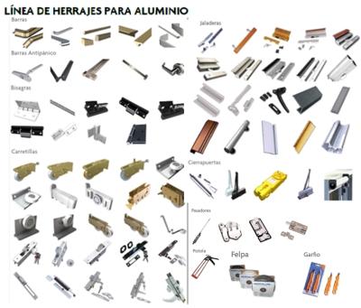 Comercializadora herramex ciudad de m xico aldana 27 for Herrajes para toldos de aluminio