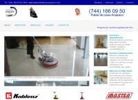 Sitio web de Pulido de Pisos Acapulco